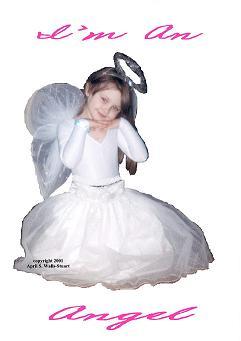 April S. Walls-Stuart - I'm An Angel