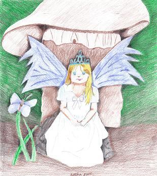 April S. Walls-Stuart - Fae Princess