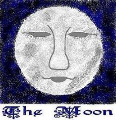 April S. Walls-Stuart - The Moon Tarot Design