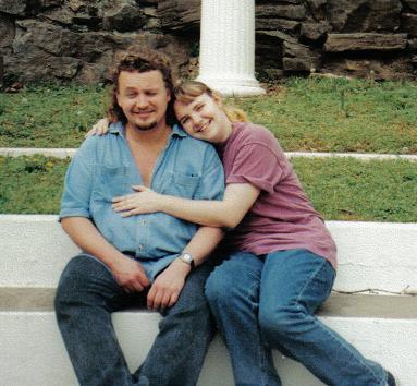 Darkholm & Katcha taken April 2001