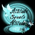 Attitude Equals Altitude